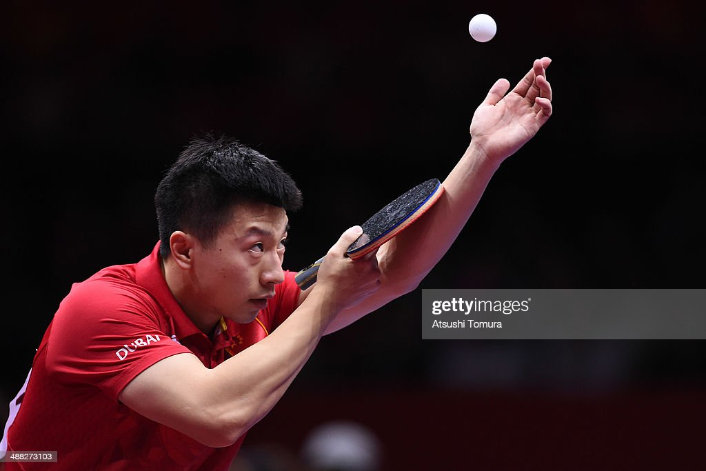 2014 World Team Table Tennis Championships - DAY 8 : News Photo