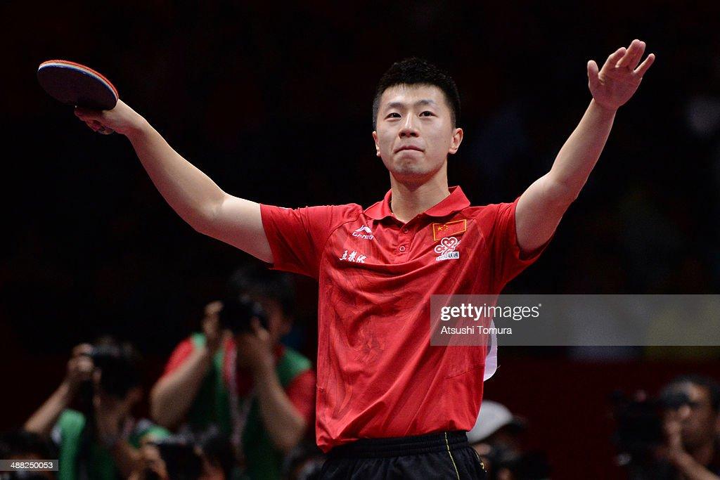 2014 World Team Table Tennis Championships - DAY 8 : News Photo