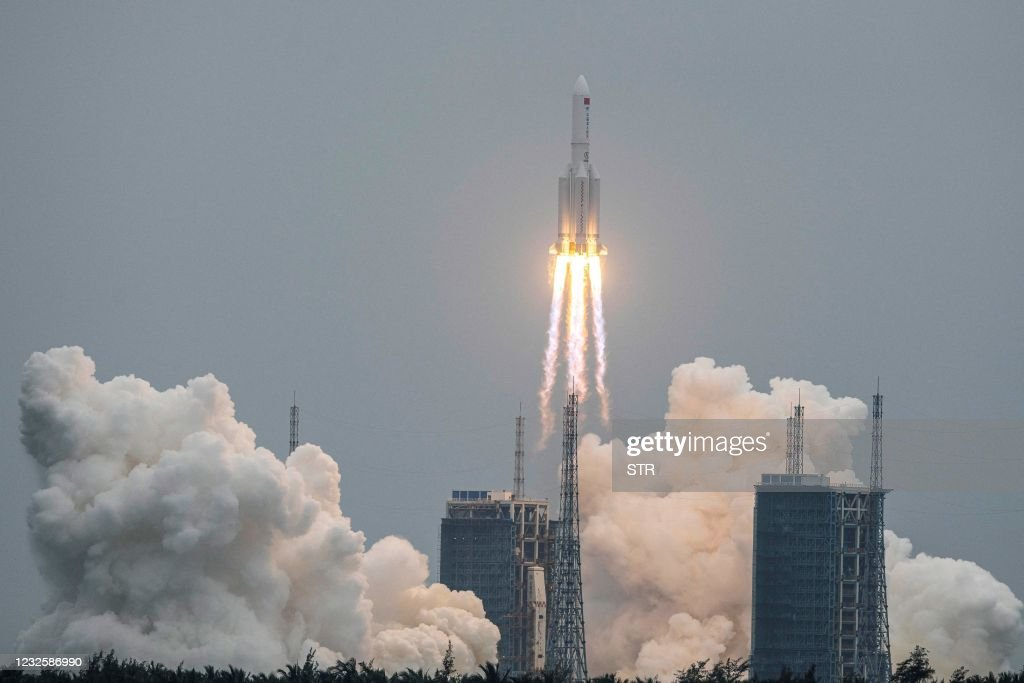 CHINA-SPACE-SCIENCE : News Photo