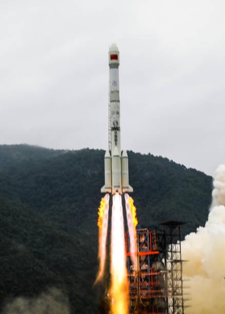 CHN: China Launches Shijian-21 Satellite