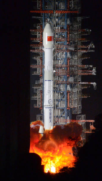 CHN: China Launches Tiantong 1-03 Mobile Telecommunication Satellite