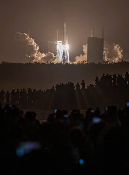 CHN: China Launches Chang'e-5 Spacecraft