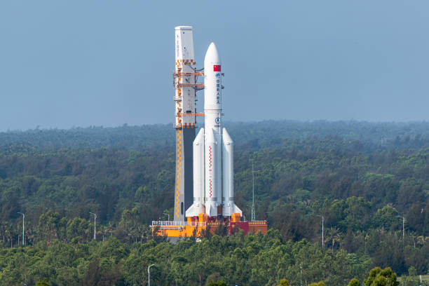CHN: China To Launch Core Module Of Space Station