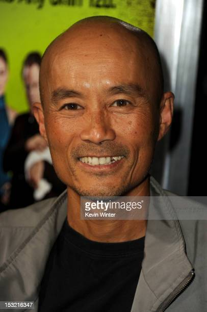 Long Nguyen arrives at the premiere of CBS Films' 'Seven Psychopaths' at Mann Bruin Theatre on October 1 2012 in Westwood California