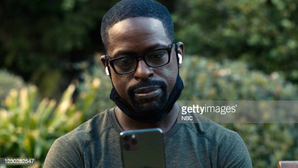 Long Road Home Episode 505 -- Pictured in this screen grab: Sterling K. Brown as Randall --
