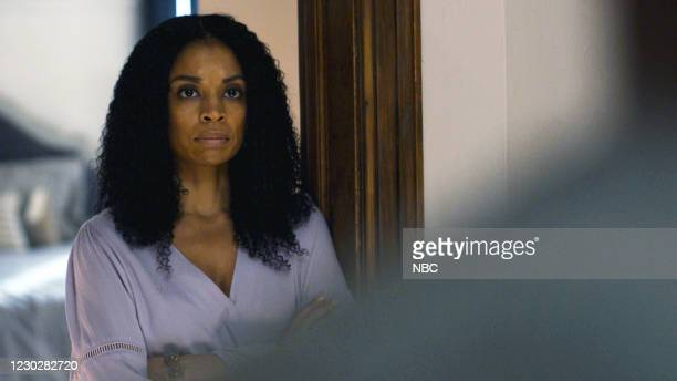 Long Road Home Episode 505 -- Pictured in this screen grab: Susan Kelechi Watson as Beth --