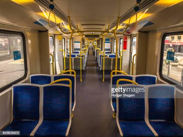 long r=suburban train carriage