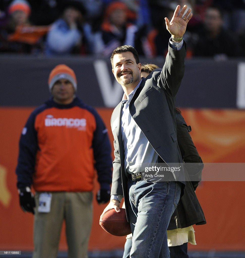 Denver News Sunday: Long Time Denver Broncos' Kicker Jason Elam Honored