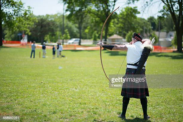 Longbow Archer