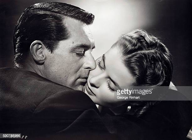Longest screen kiss in motion picture history was exchanged between Cary Grant and Ingrid Bergman in the flim Notorious directed by Alfred Hitchcock...