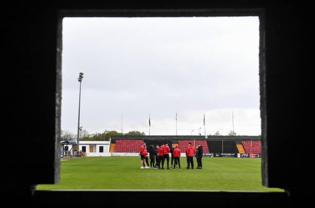 IRL: Longford Town v Bohemians - SSE Airtricity League Premier Division