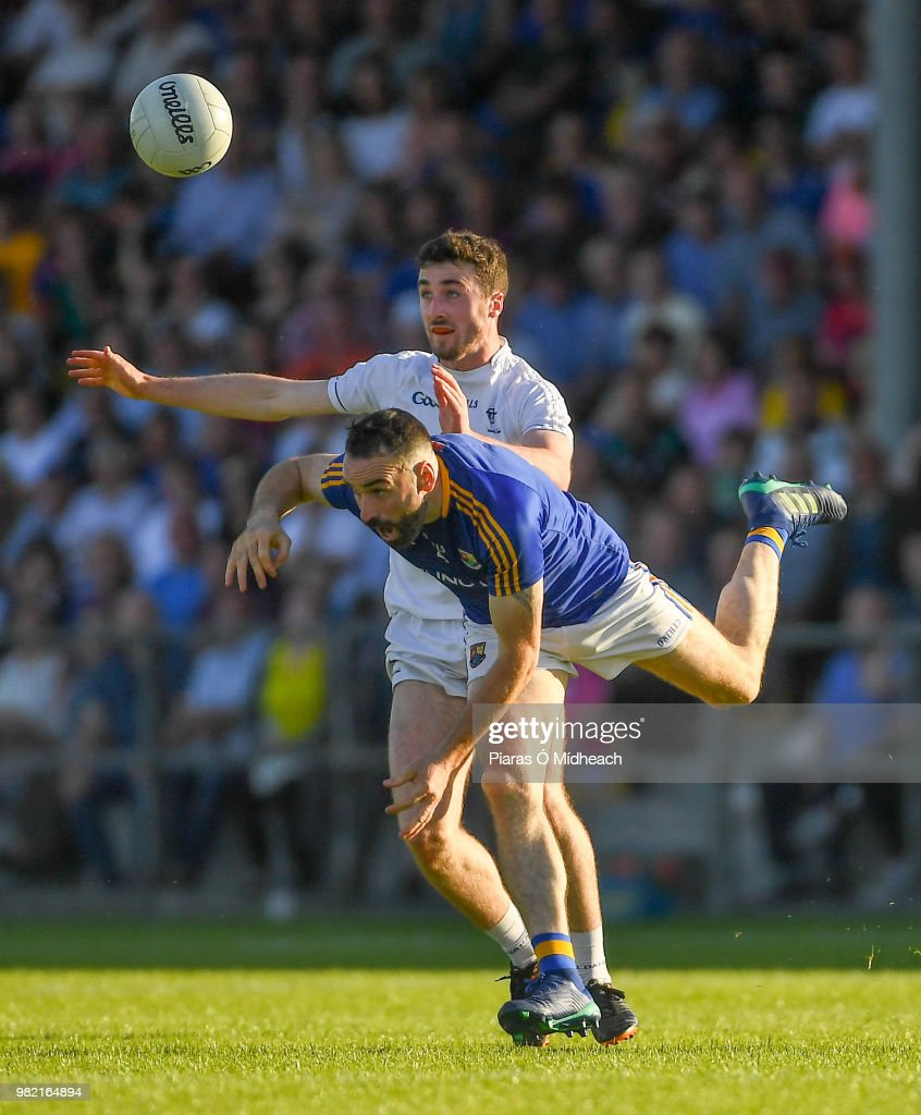 Longford v Kildare - GAA Football All-Ireland Senior Championship Round 2