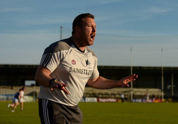Longford v Kildare - GAA Football All-Ireland Senior Championship Round 2