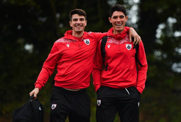 IRL: Longford Town v Shamrock Rovers - SSE Airtricity League Premier Division