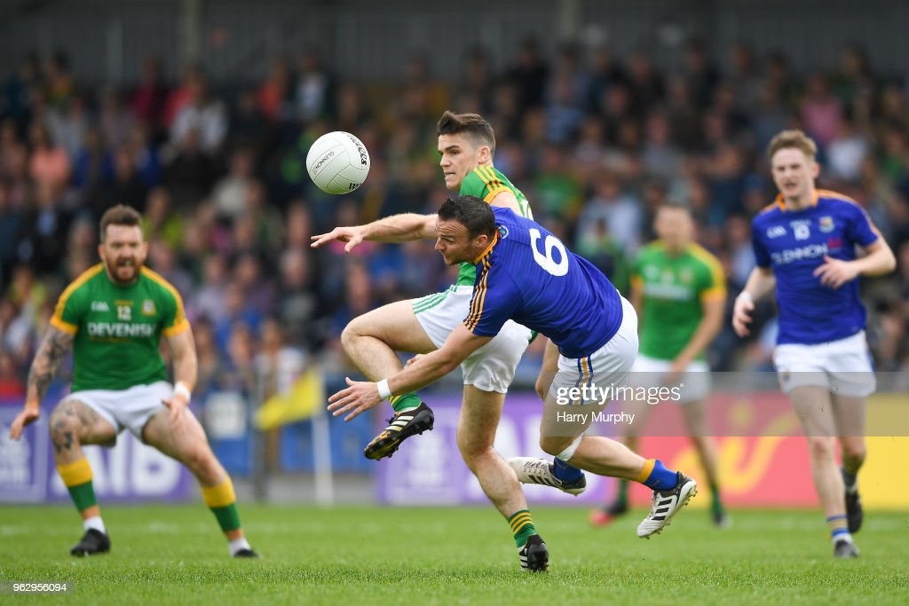 Longford v Meath - Leinster GAA Football Senior Championship Quarter-Final