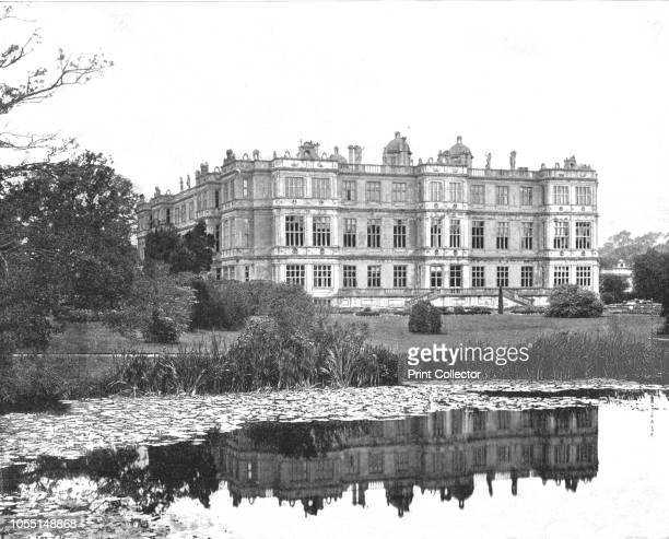 Longleat House Wiltshire 1894 Seat of the Marquess of Bath Longleat is regarded as one of the finest Elizabethan country houses in England It was...
