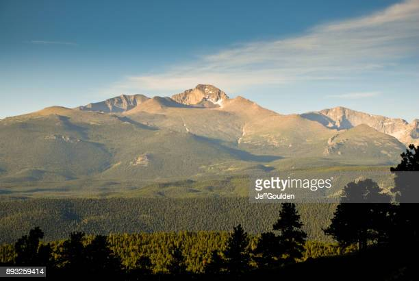 Long's Peak at Sunrise