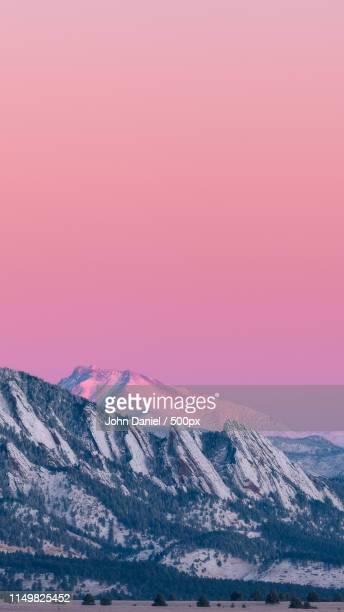 longs peak - front range mountain range stock pictures, royalty-free photos & images