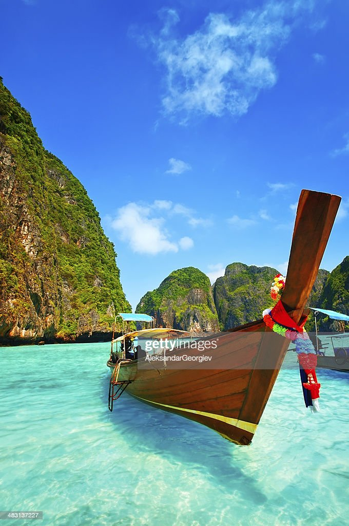 Longtail Boat Stock Photos and Pictures Getty Images