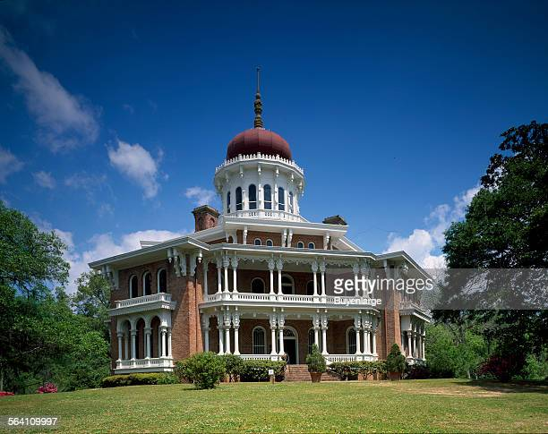 Longwood the largest standing octagonal house in America Natchez Mississippi