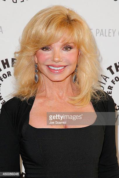 Loni Anderson arrives at The Paley Center For Media Hosts Baby If You've Ever Wondered A WKRP In Cincinnati Reunion at The Paley Center for Media on...