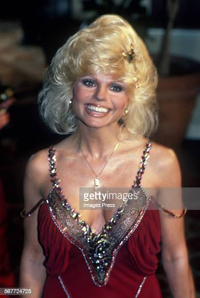 Loni Anderson circa 1983 in Los Angeles California
