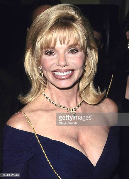 Loni Anderson during 2nd Annual Humane Hollywood Gala at Beverly Hilton Hotel in Beverly Hills California United States