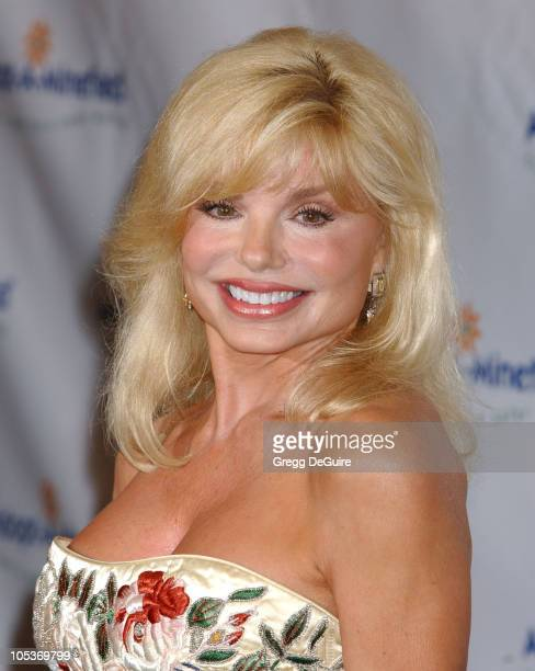 Loni Anderson during 4th Annual AdoptAMinefield Gala at Century Plaza Hotel in Century City California United States