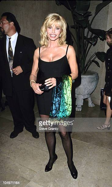 Loni Anderson during Cast of 'Friends' Receives Friends Helping Friends Award at Beverly Hilton Hotel in Beverly Hills California United States