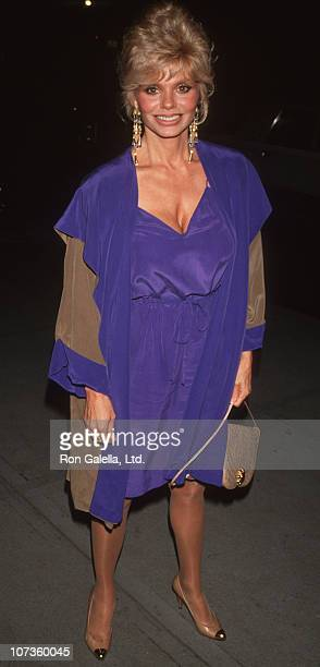 Loni Anderson during Loni Anderson Sighting at The Regency Hotel in New York City September 29 1990 at The Regency Hotel in New York City New York...