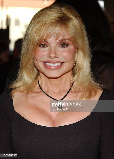 Loni Anderson during Petersen Automotive's 10 Year Anniversary Gala at Petersen Automotive Museum in Los Angeles California United States