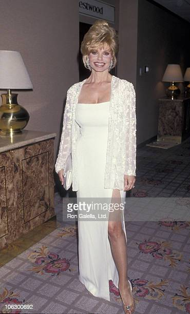 Loni Anderson during St Jude Gala in Los Angeles June 10 1994 at Century Plaza Hotel in Century City California United States