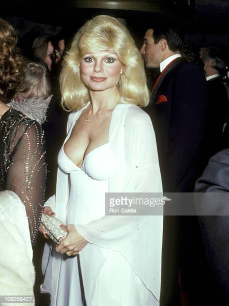 Loni Anderson during The Love Boat Honors Helen Hayes at Beverly Hilton Hotel in Beverly Hills California United States