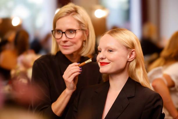 DEU: Beauty Lounge By Douglas And Augustinus Bader At Lola - German Film Award 2021