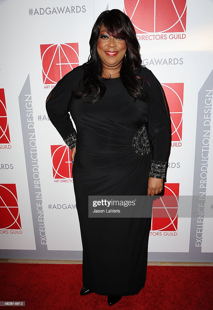 Loni Love attends the 19th annual Art Directors Guild Excellence In Production Design Awards at The Beverly Hilton Hotel on January 31, 2015 in Beverly Hills, California.