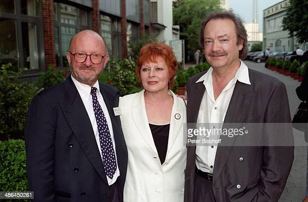 Loni von Friedl Lebensgefährte Jürgen Schmidt Feier zum 50/ Geburtstag von Klein Hollywood im Studio Hamburg am Hamburg Deutschland