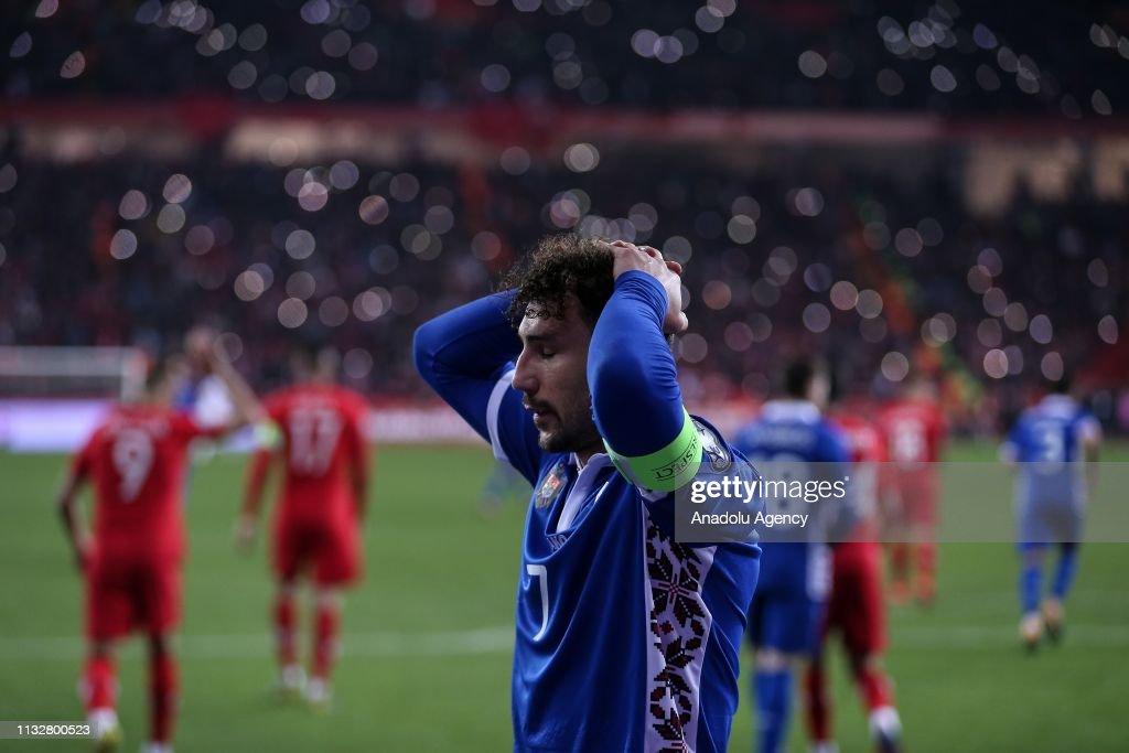Turkey v Moldova - UEFA EURO 2020 Qualifiers : News Photo