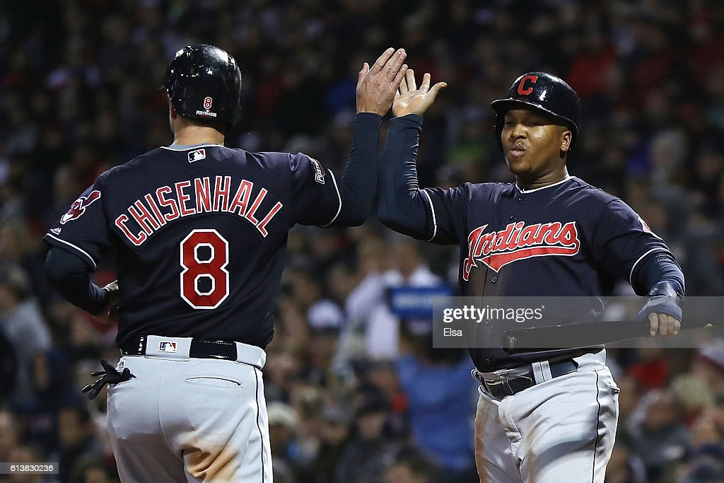 Division Series - Cleveland Indians v Boston Red Sox - Game Three
