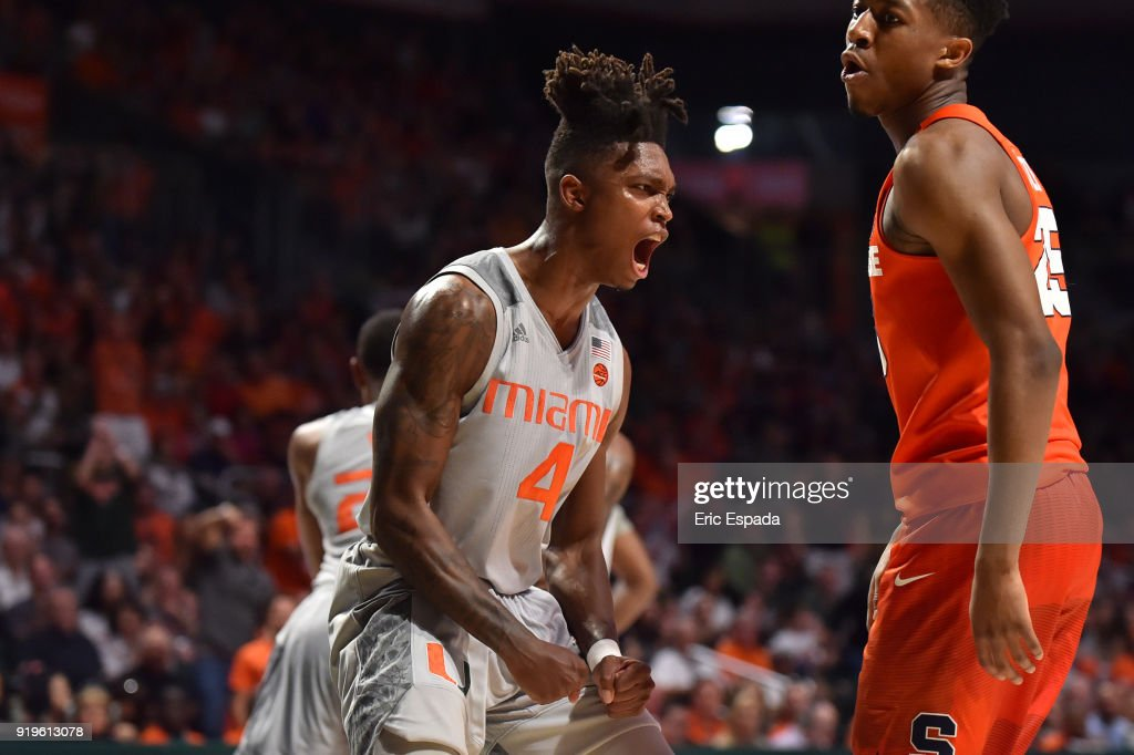 Syracuse v Miami