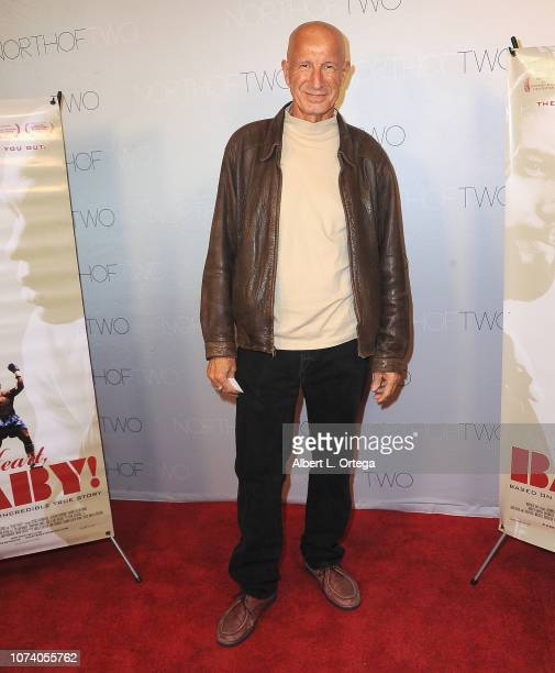 Lonnie Woodley arrives for the premiere of 'Heart Baby' held at The Ahrya Fine Arts Laemmle Theater on November 23 2018 in Beverly Hills California