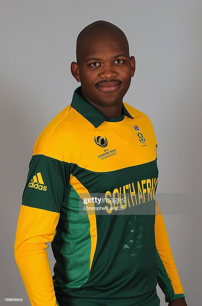 South Africa Portrait Session - ICC Champions Trophy