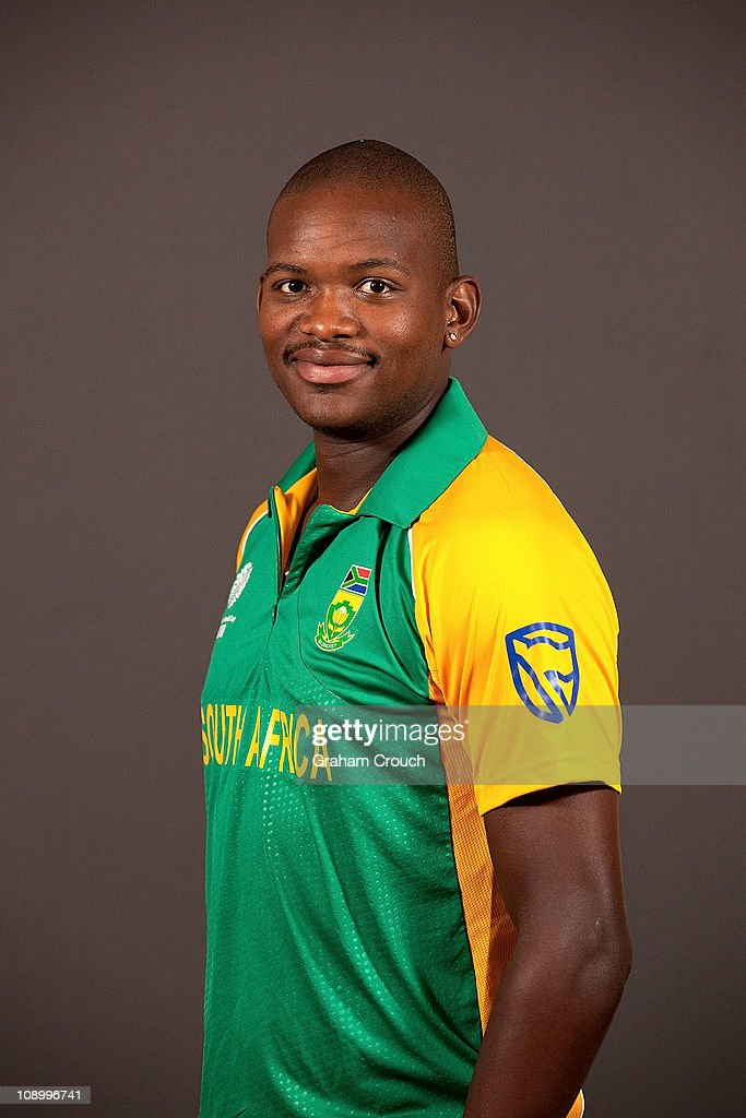 2011 ICC World Cup - South Africa Portrait Session