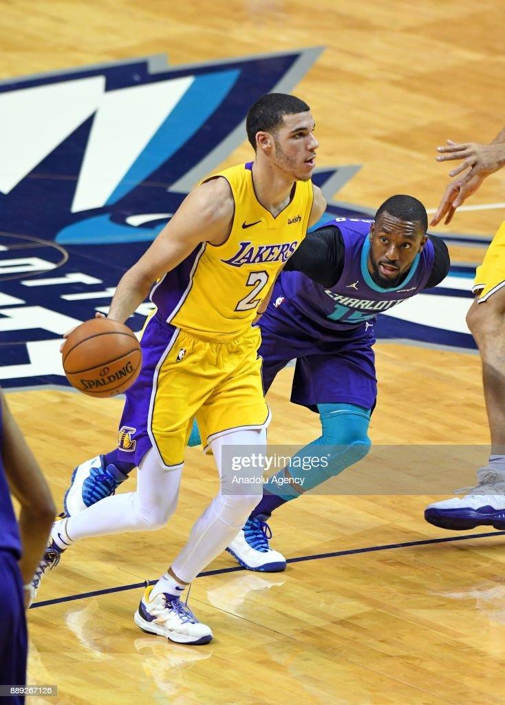 Los Angeles Lakers vs Charlotte Hornets: NBA : News Photo