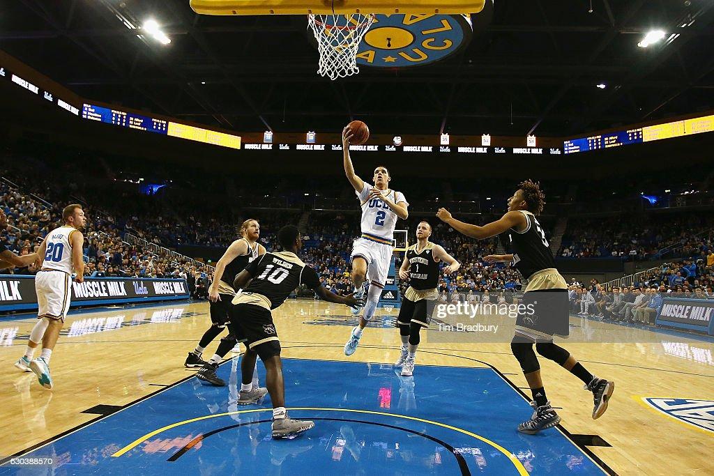 Western Michigan v UCLA