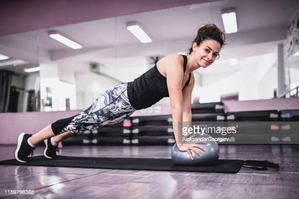 look at my perfect plank position - fanny stock pictures, royalty-free photos & images