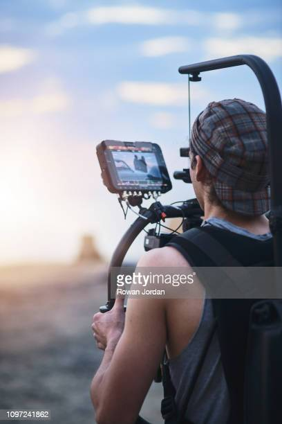 look at that view - cinematographer stock pictures, royalty-free photos & images