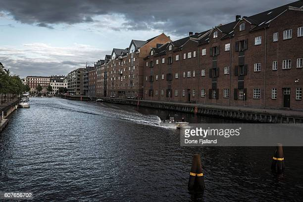 A look down Christianshavn Canal