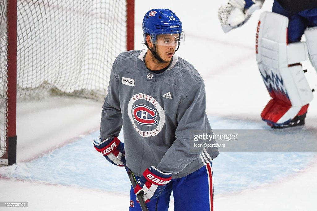 NHL: JUL 20 Canadiens Training Camp : News Photo
