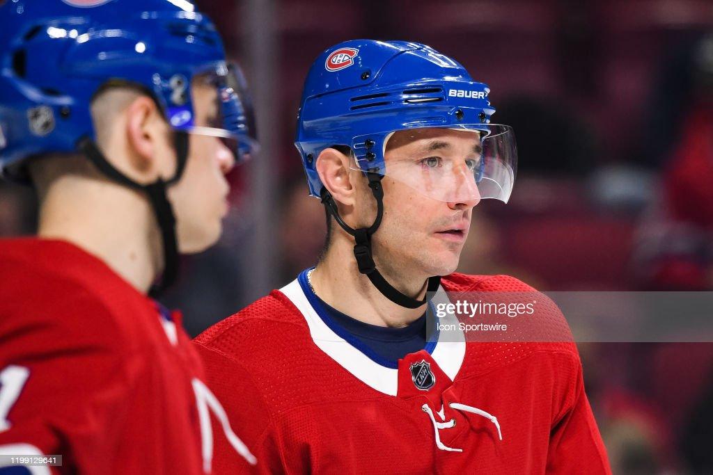 NHL: FEB 06 Ducks at Canadiens : News Photo