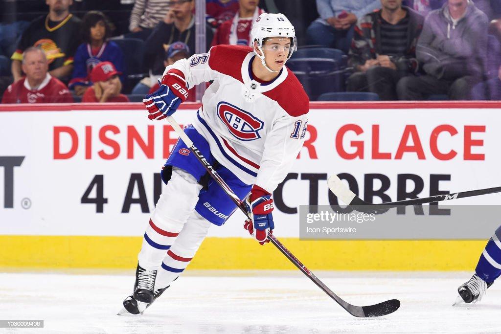 NHL: SEP 09 NHL Rookie Showdown : News Photo